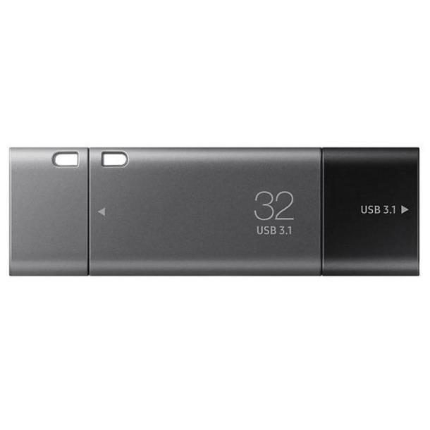 USB флеш накопитель Samsung 32GB Duo Plus USB 3.0 (MUF-32DB/APC)