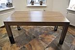 Большой стол из дерева в лофт стиле, фото 6