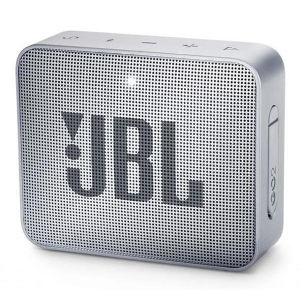Акустическая система JBL GO 2 Gray (JBLGO2GRY)