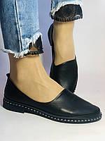 Стильные! Женские туфли -балетки из натуральной кожи Турция. Размер 36,38,41 Супер комфорт.Vellena, фото 9