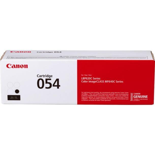 Картридж Canon 054 Black 1.5K (3024C002), Китай
