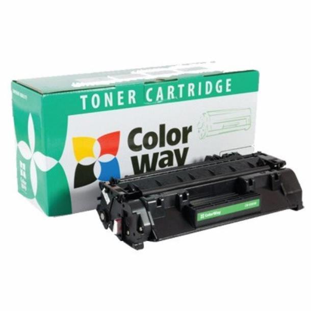 Картридж ColorWay для CANON 719(319) /HP CE505A (CW-C719M)