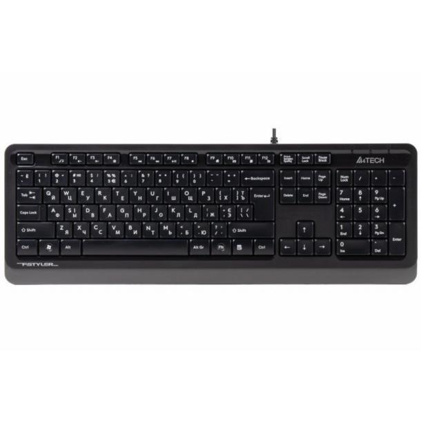 Клавиатура A4tech FK10 Grey, Китай