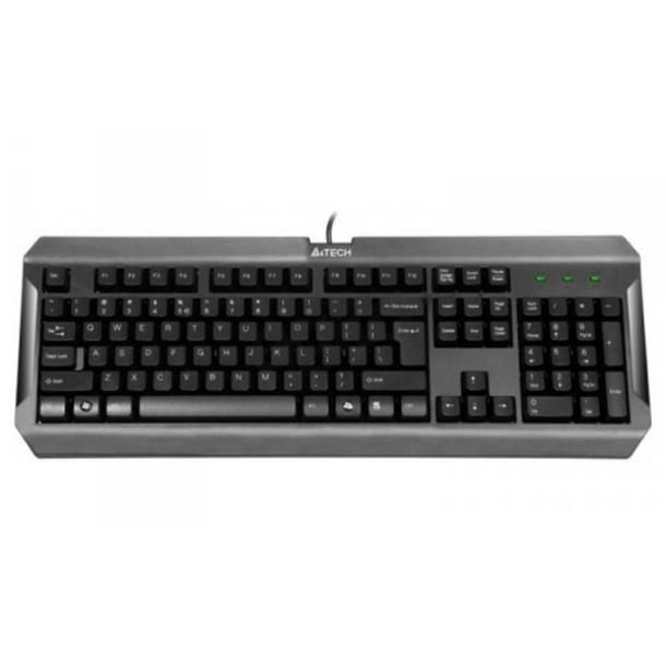 Клавиатура A4tech K-100 USB (Black), Китай