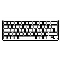 Клавиатура ноутбука HP Pavilion dv6000 черная UA (ATSA/AEAT5E00010/AEAT1U00010/MP-05583US-9204/9J.N8