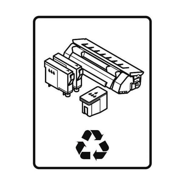 Корпус картриджа HP CF281A (C_VIRGIN_HP_81A)