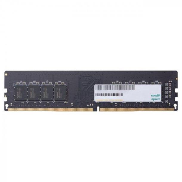 Модуль памяти для компьютера DDR4 4GB 2666 MHz Apacer (AU04GGB26CQTBGH)