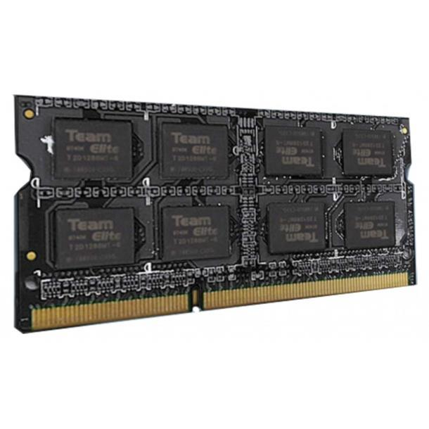 Модуль памяти для ноутбука SoDIMM DDR3L 2GB 1600 MHz Team (TED3L2G1600C11-S01)