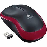 Мышка Logitech M185 red (910-002240), Китай