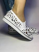 Стильные! Женские туфли -балетки из натуральной кожи Турция. 36, 38,39 40. Супер комфорт.Vellena, фото 2