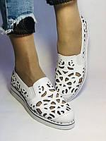 Стильные! Женские туфли -балетки из натуральной кожи Турция. 36, 38,39 40. Супер комфорт.Vellena, фото 3