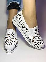 Стильные! Женские туфли -балетки из натуральной кожи Турция. 36, 38,39 40. Супер комфорт.Vellena, фото 6