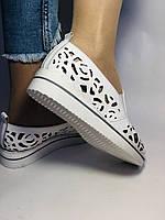 Стильные! Женские туфли -балетки из натуральной кожи Турция. 36, 38,39 40. Супер комфорт.Vellena, фото 7