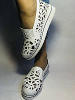 Стильные! Женские туфли -балетки из натуральной кожи Турция. 36, 38,39 40. Супер комфорт.Vellena, фото 4