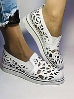 Стильные! Женские туфли -балетки из натуральной кожи Турция. 36, 38,39 40. Супер комфорт.Vellena