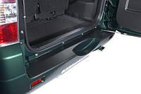 Защитная пленка заднего бампера Suzuki Grand Vitara '06- прозрачная 990E0-65J30000