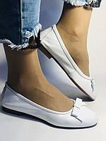 Стильные! Женские туфли -балетки из натуральной кожи 36 38 40. Супер комфорт.Vellena, фото 2