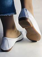 Стильные! Женские туфли -балетки из натуральной кожи 36 38 40. Супер комфорт.Vellena, фото 4