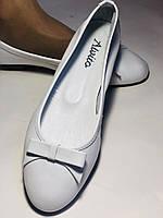 Стильные! Женские туфли -балетки из натуральной кожи 36 38 40. Супер комфорт.Vellena, фото 10