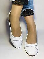Стильные! Женские туфли -балетки из натуральной кожи 36 38 40. Супер комфорт.Vellena, фото 9