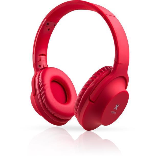 Наушники Vinga HSM060 Red (HSM060RD), Китай
