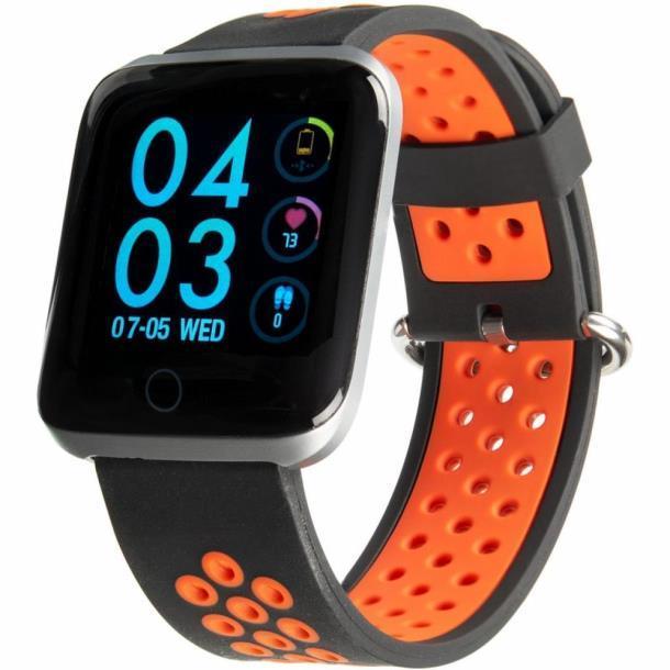 Смарт-часы Gelius Pro GP-SW001 (NEO) Black/Red