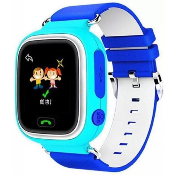 Смарт-часы UWatch Q90 Kid smart watch Blue (F_47453)