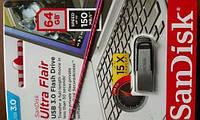 Флешка SanDisk 64 GB Ultra Flair (SDCZ73-064G-G46)