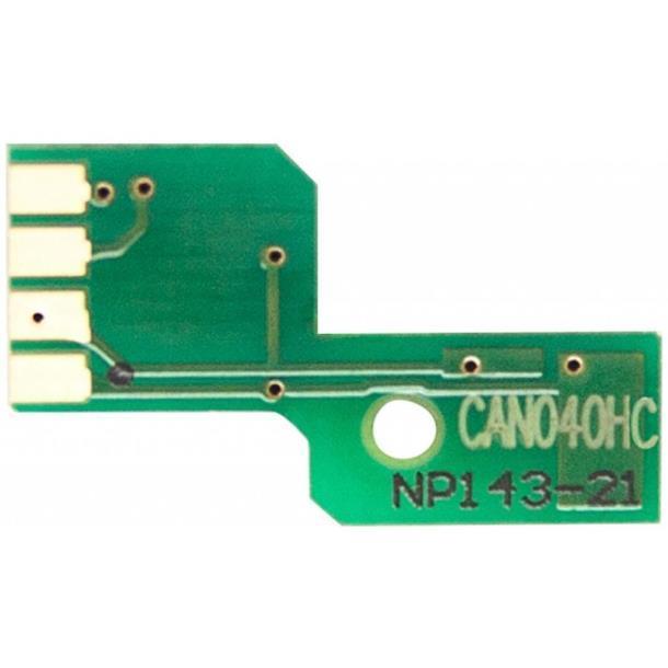 Чип для картриджа Canon 040 Cyan 5.4К BASF (CH-040HC)