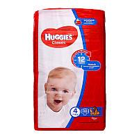 Підгузники Huggies Classic Jambo 4 7-18кг 50шт/уп