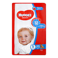 Підгузники Huggies Classic Jambo 5 11-25кг 42шт/уп