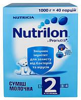 Суміш Nutrilon 2 молочна 1000г