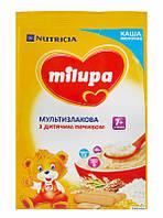 Каша мультизл Milupa молочна з печивом від 7 міс 210г