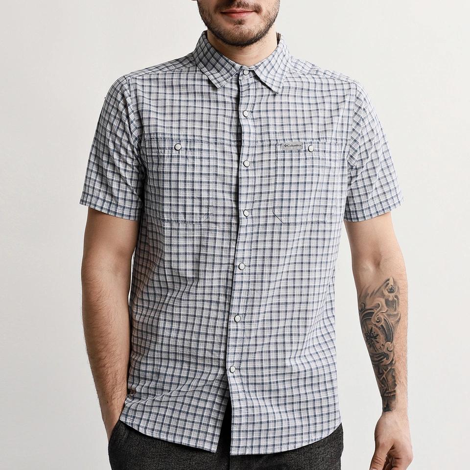 Мужская рубашка Columbia Leadville Ridge