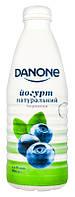 Йогурт Danone Чорниця питний 1,5% пет 800г