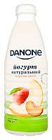 Йогурт Danone Персик-диня питний 1,5% пет 800г