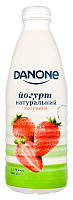 Йогурт Danone Полуниця питний 1,5% пет 800г
