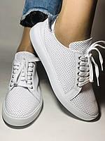 Стильные женские кеды-кроссовки на платформе.Турция. Натуральная кожа. Высокое качество 36.38.39.40  Vellena, фото 6