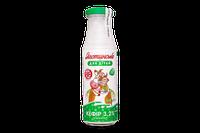 Кефір Яготинське для дітей від 8міс 3,2% пляш скл 200г