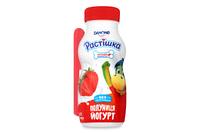 Йогурт Растишка полуниця питний 1,5% пляшка 185г