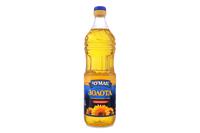 Олія соняшникова Чумак рафінована дезодорована 0,9л