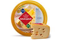 Сир Премія Маасдам 45% кг