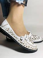 Удобные! Женские туфли -балетки из натуральной кожи.Турция.36. 37.38, 39, 40 Супер комфорт.Vellena, фото 4