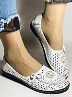 Удобные! Женские туфли -балетки из натуральной кожи Турция.36-40. Супер комфорт.Vellena, фото 2
