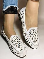 Стильные! Женские туфли -балетки из натуральной кожи 37 Турция. Супер комфорт.Vellena, фото 3