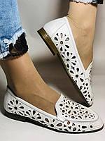 Стильные! Женские туфли -балетки из натуральной кожи 37 Турция. Супер комфорт.Vellena, фото 2