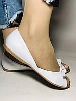 Стильні! Жіночі туфлі -балетки з натуральної шкіри 37.38.39.40. Туреччина.Mario Muzi. Супер комфорт.Vellena, фото 5