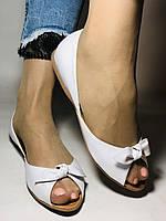 Стильні! Жіночі туфлі -балетки з натуральної шкіри 37.38.39.40. Туреччина.Mario Muzi. Супер комфорт.Vellena, фото 6