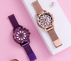 Женские часы с вращающимся циферблатом, фото 2