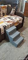 Лесенка для собак,лесенки и ступеньки для собак,мягкие ступеньки для собак,ступеньки,лесенки, фото 3